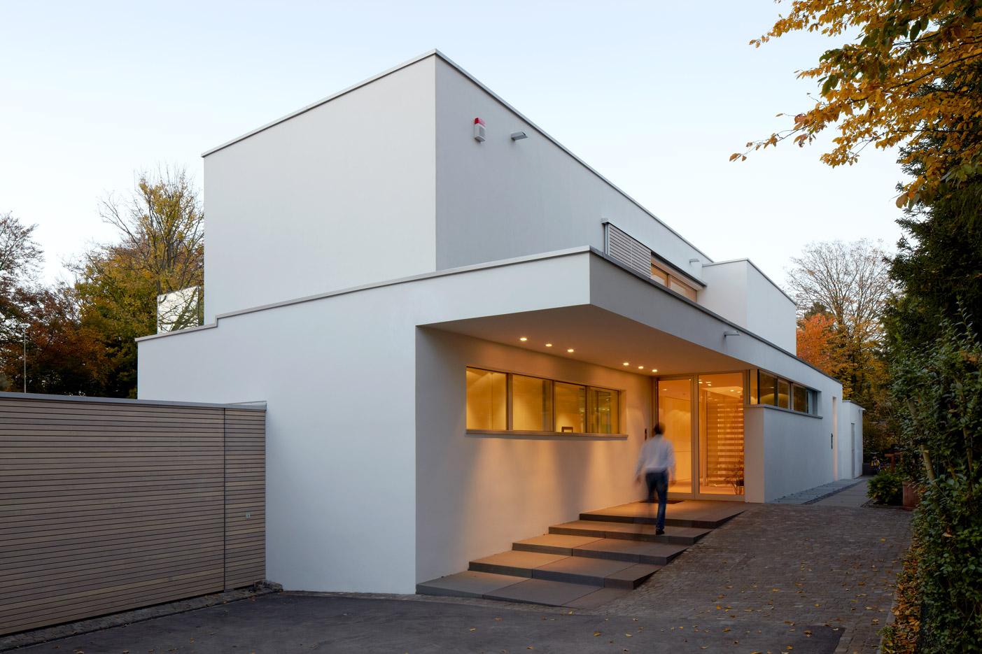 Architekten Düsseldorf portfolio michael reisch architekturfotografie