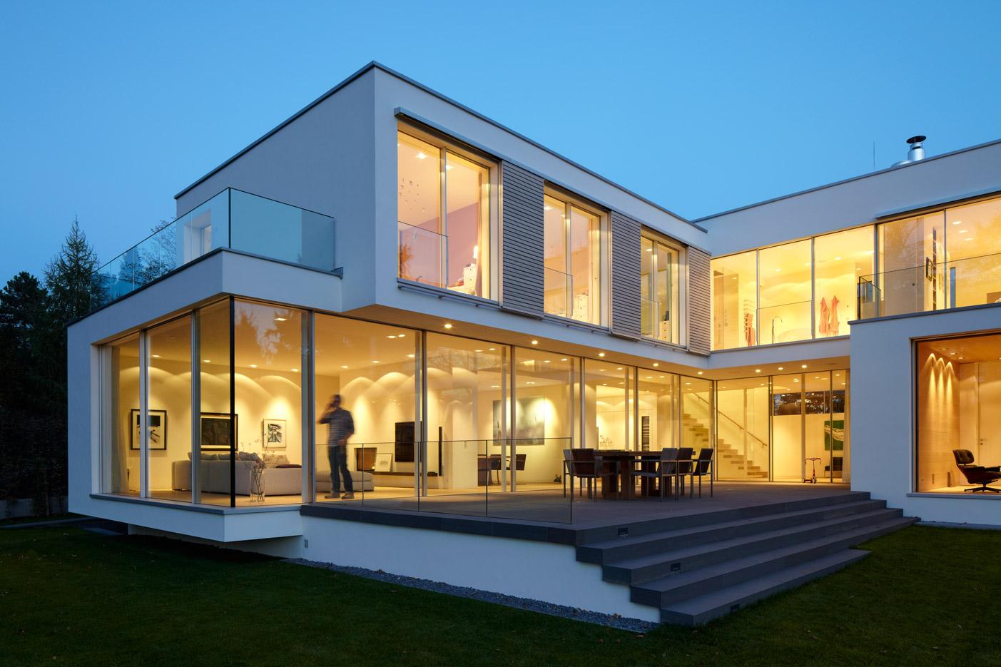 Düsseldorf Architekten portfolio michael reisch architekturfotografie